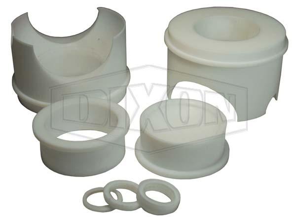Multi-Port Sanitary Stainless Steel Ball Valve Repair Kit
