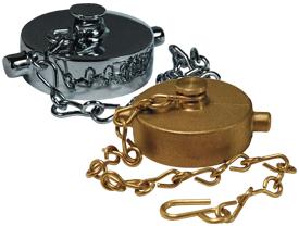 Brass Pin Lug Cap