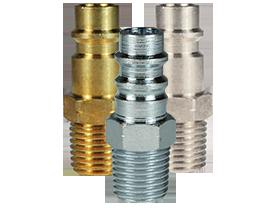 CJ-Series Pneumatic Male Thread Plug