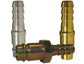 CJ-Series Pneumatic Hose Barb Plug