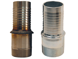 Holedall™ Male NPT Threaded Stem Tubular Type