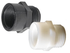 Tuff-Lite™ Male GHT x Female NPT Adapter