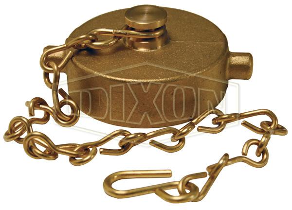 Domestic Brass Pin Lug Cap