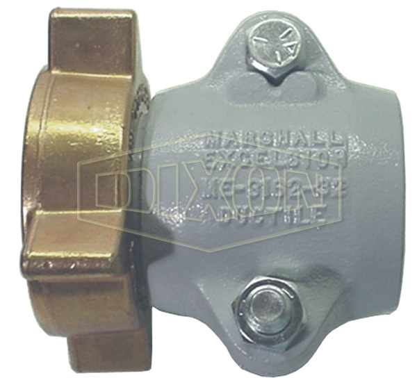 LP Gas Clamp Style Female Acme Coupling