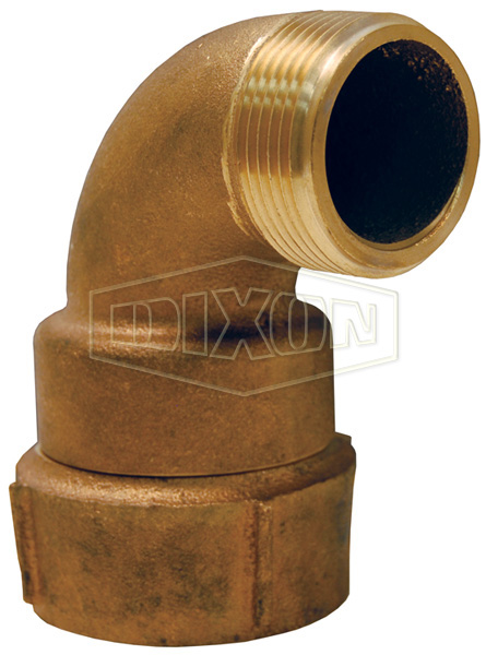 Continuous Swivel Elbow