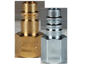 CJ-Series Pneumatic Female Thread Plug