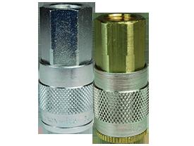 J-Series Automotive Pneumatic Female Thread Coupler