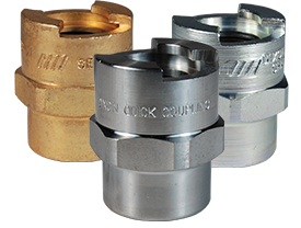 Dix-Lock™ N-Series Bowes Interchange Female Thread Coupler