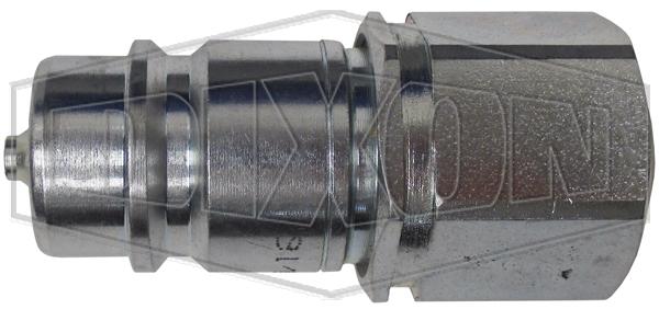 K-Series ISO-A Metric DIN 2852 Female Plug
