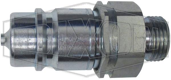 K-Series ISO-A Metric ISO 8434-1L Male Plug