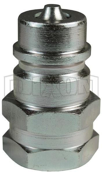 DQC K-Series ISO-A Interchange Female Plug