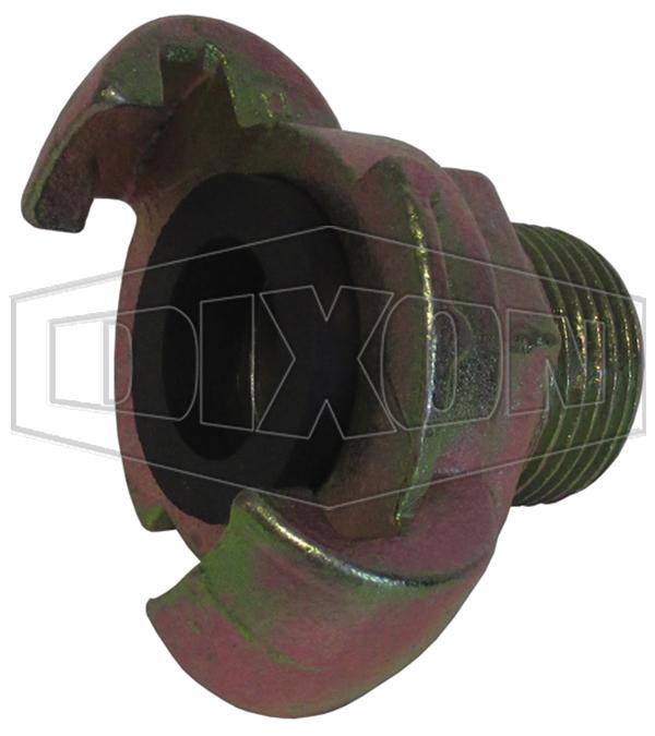 European Compressor Coupling - Male Adapter