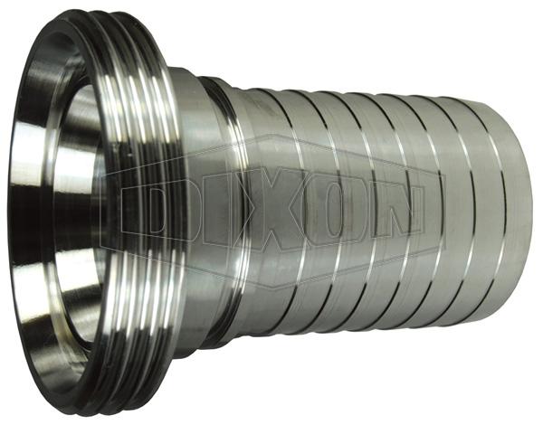Holedall™ DIN External Crimp Male Stem