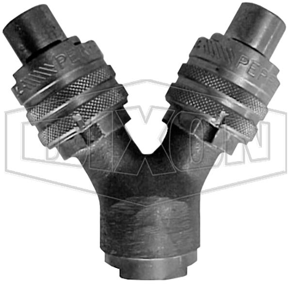 Dix-Lock™ N-Series Bowes Interchange Y Plug