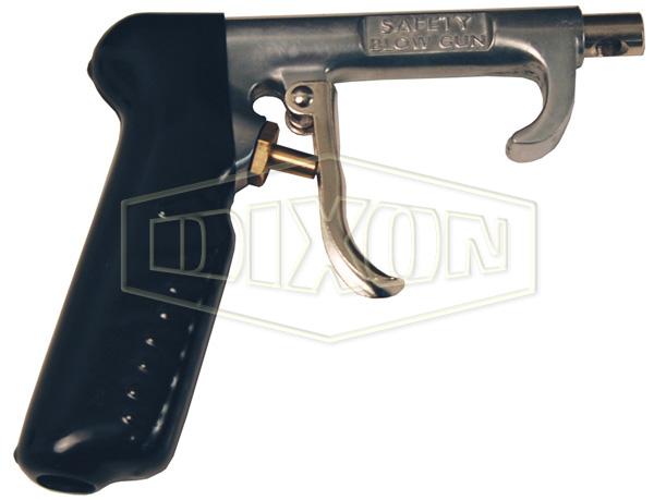 Pistol Grip Safety Blow Gun