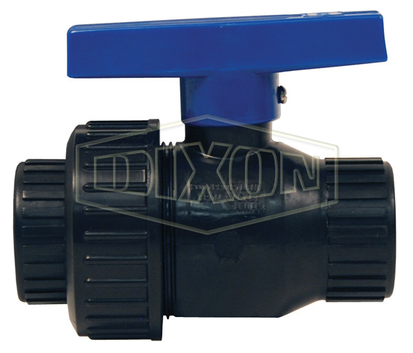 Polypropylene Single Union Ball Valve