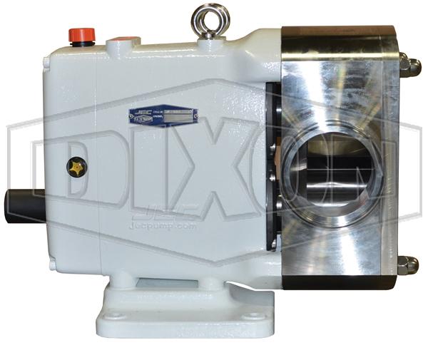 Dixon/JEC JRZL-400 Series Rotary Lobe Pumps