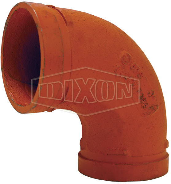 Grooved End 90° Elbow Fitting- Series 90