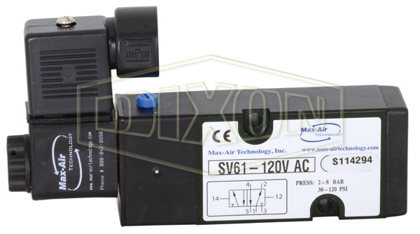Actuated Valve Solenoid
