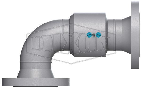 Swivel Joint Style 30 150# ASA Flange x 150# ASA Flange