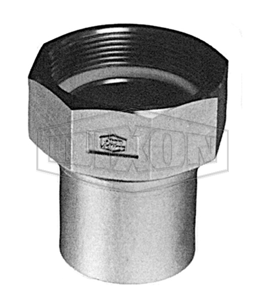 Smooth Tail Female Coupling