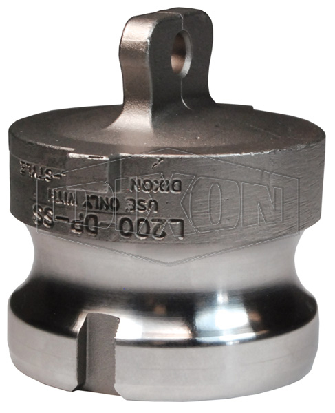 Vent-Lock® Safety Cam & Groove Type DP Dust Plug