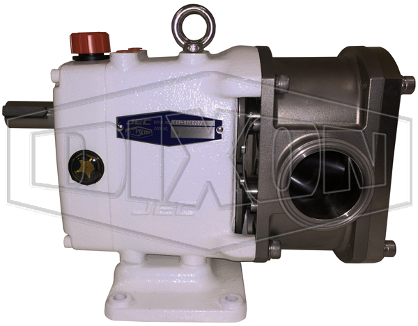 Dixon JRZW - Series Rotary Lobe Wine Pump