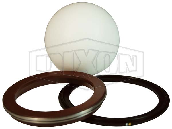 Y-Ball Check Valve Repair/Seal Kit