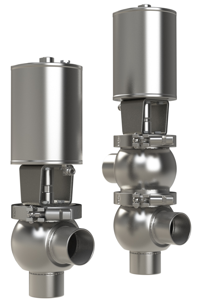SSV Series Single Seat Valves