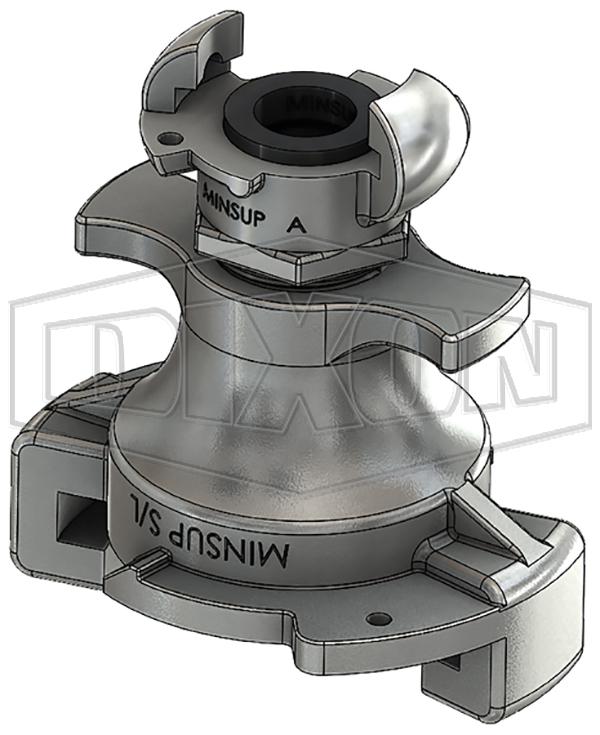 A Type x Surelock™ Medium Adaptor