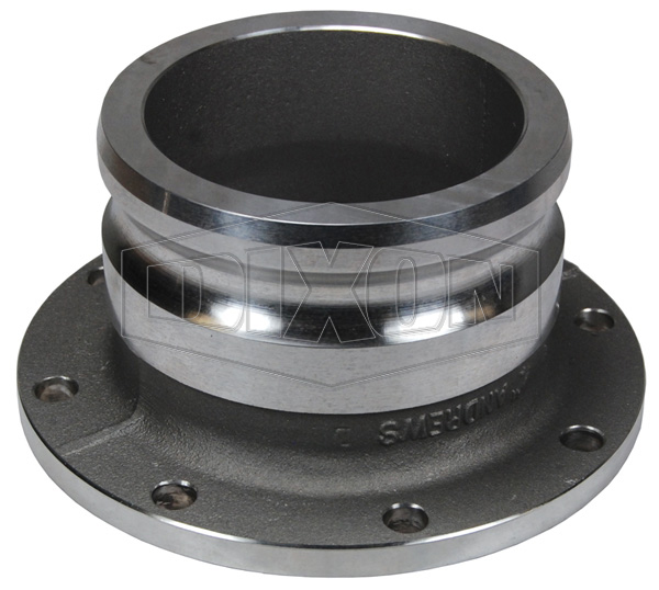 Global Cam & Groove Adapter x TTMA Flange