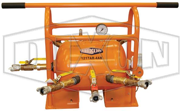 air receiver manifold