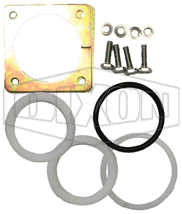 bayloc dry disconnect coupler repair kit