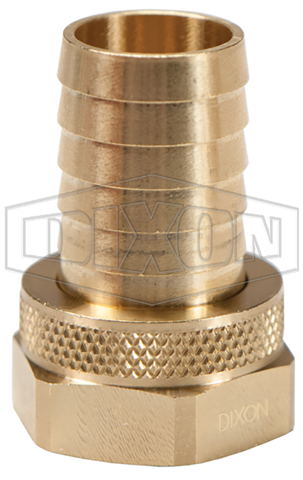 Female NPSM , GHT Female Fittings with Swivel Nut (lead Free option)