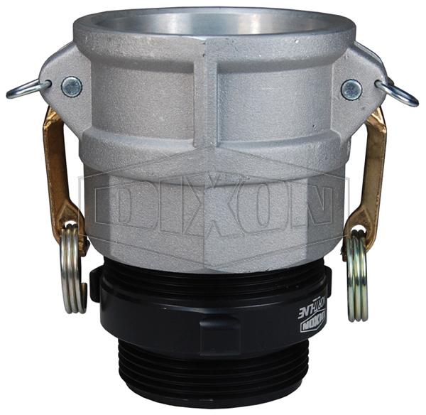 swivel adapters type b x male nst (nh) aluminum