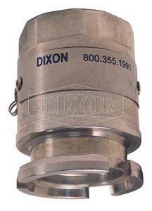 Dixon Dry Disconnect Adapter Tank Unit x Female NPT