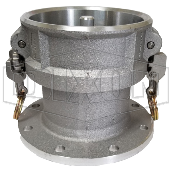 EZ Boss-Lock Vapor Recovery Coupler with Probe x TTMA Flange