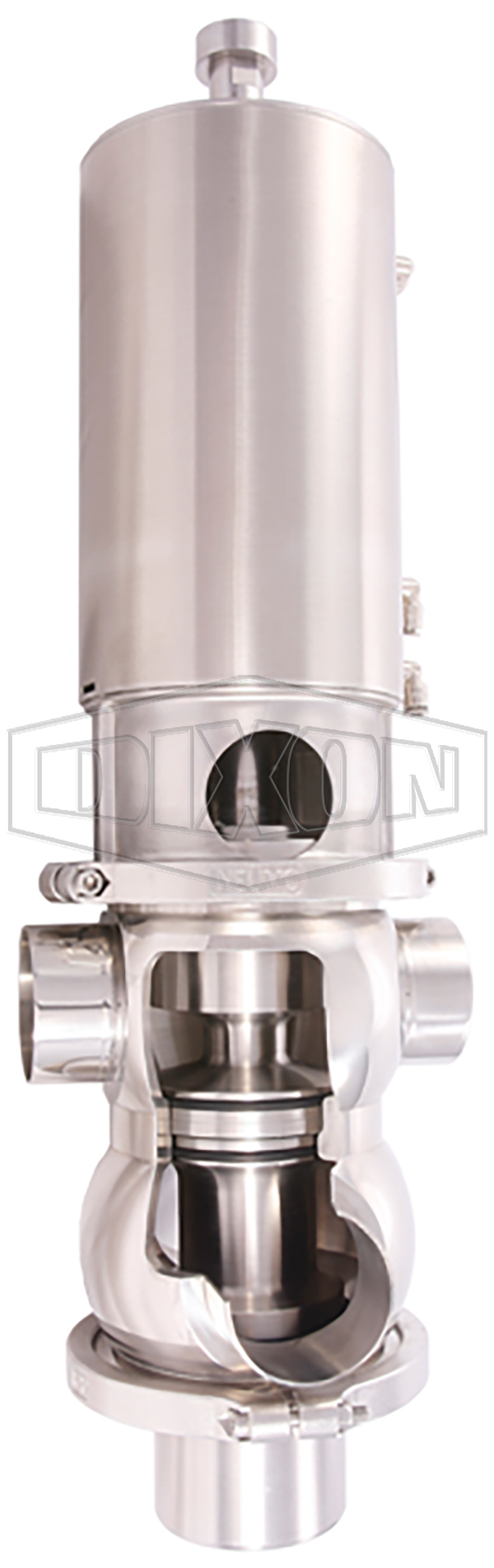 Dixon/Rieger MP-Series Mix Proof Valve