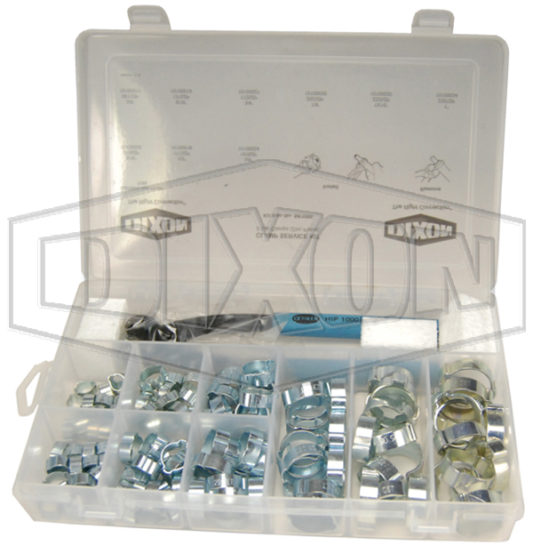 Pinch-On Clamp Service Kit