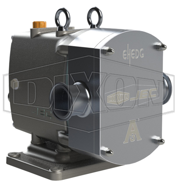 Dixon/JEC JRZL-300 Series Rotary Lobe Pumps