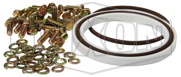 Split Flange Swivel Seal Kit