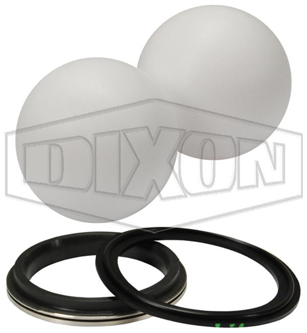 y ball check valve repair seal kit